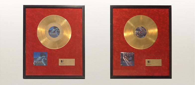 Audio books - Golden records