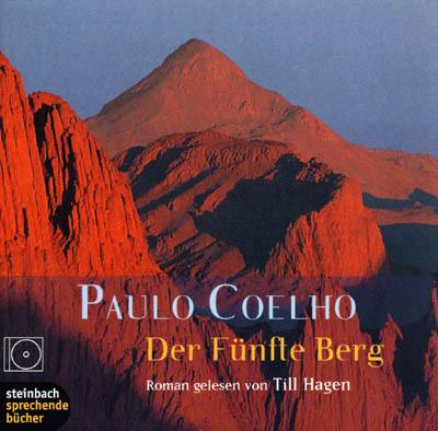 Cover - Hörbuchvorstellung - Paolo Coelho - Der fünfte Berg