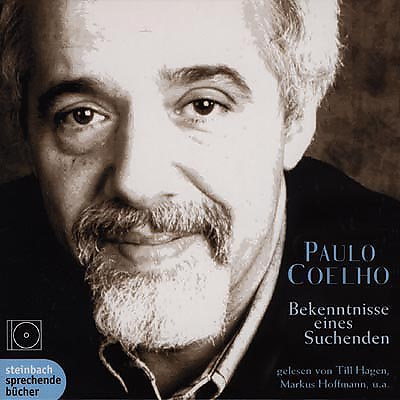Cover - Paolo Coelho - Bekenntnisse eines Suchenden