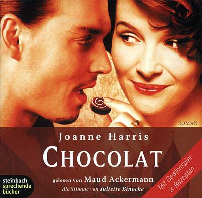 Cover - Joanne Harris - Chocolat