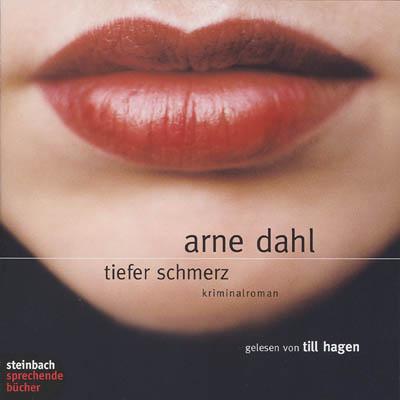 Cover - Arne Dahl - Tiefer Schmerz