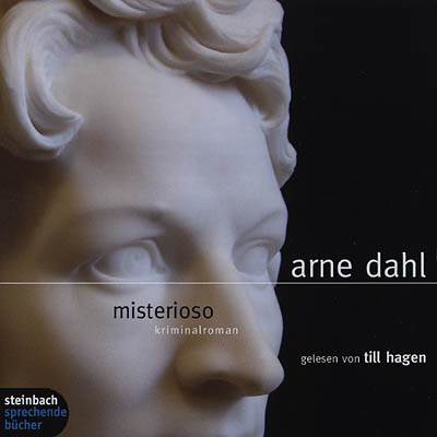 Cover - Arne Dahl - Misterioso