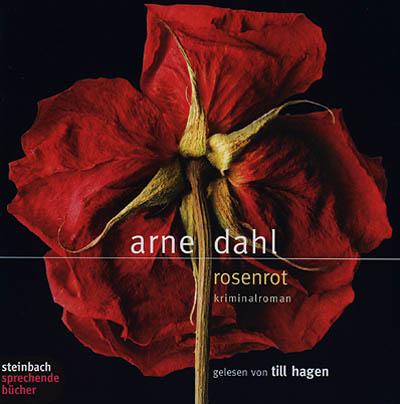 Cover - Arne Dahl - Rosenrot
