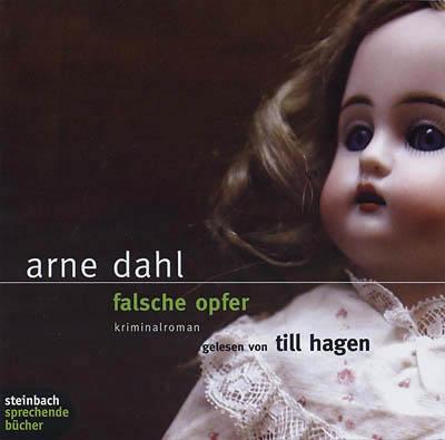 Cover - Arne Dahl - Falsche Opfer