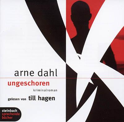Cover - Arne Dahl - Unshaven