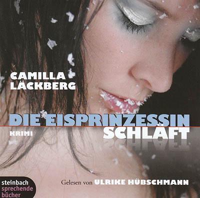 Cover - Camilla Läckberg - Die Eisprinzessin schläft