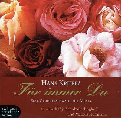 Cover - Hans Kruppa - Für immer Du