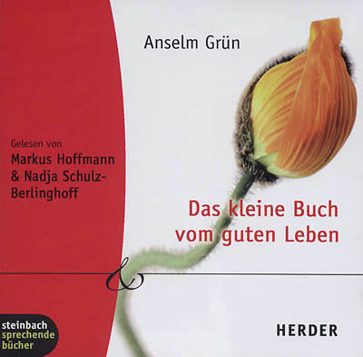 Cover - Anselm Grün - Das kleine Buch vom guten Leben