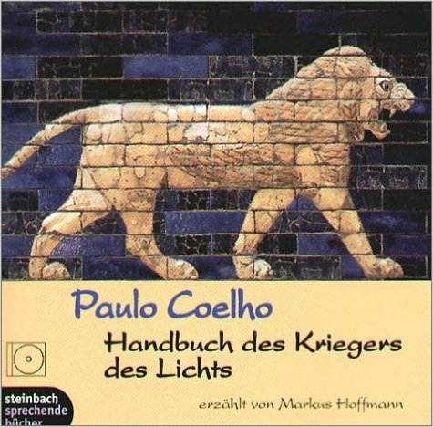 Cover - Paolo Coelho - Handbuch des Kriegers des Lichts