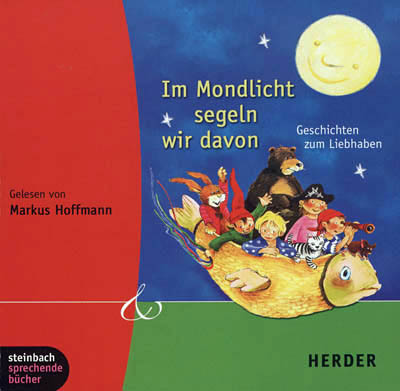 Cover - Diverse Autoren - Im Mondlicht segeln wir davon