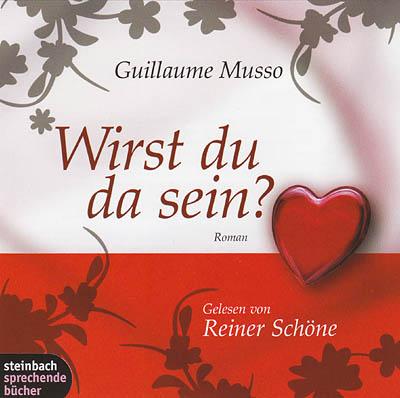Cover - Guillaume Musso - Wirst Du da sein?