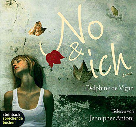 Cover - Delphine de Vigan - No & ich