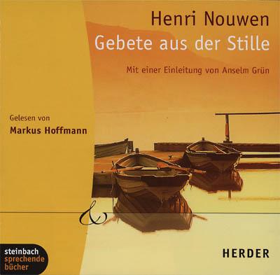 Cover - Henri Nouwen - Gebete aus der Stille