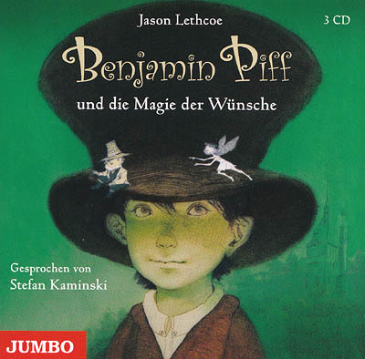 Cover - Jason Lethcoe - Benjamin Piff