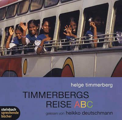 Cover - Helge Timmerberg - Timmerbergs Reise ABC