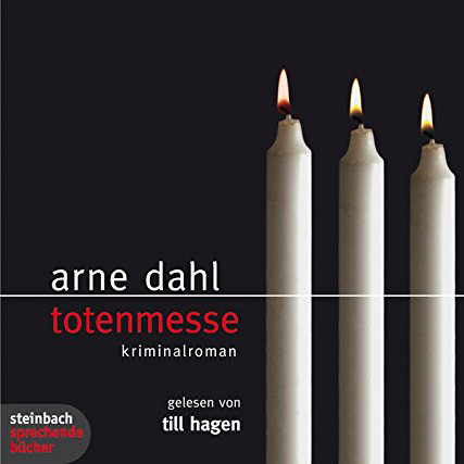 Cover - Arne Dahl - Totenmesse