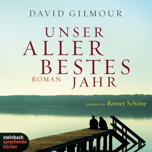 Cover - David Gilmour - Unser allerbestes Jahr