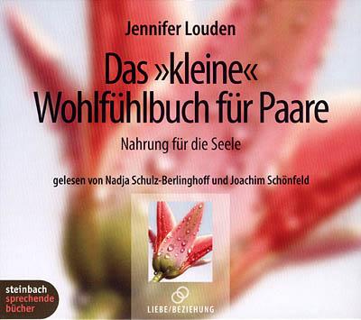 Cover - Jennifer Louden - Das kleine Wohlfühlbuch für Paare
