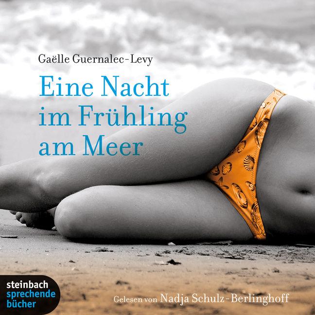 Cover - Gaelle Guernalec-Levy - Eine Nacht im Frühling am Meer